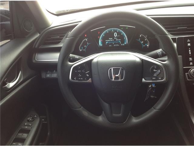 2017 Honda Civic LX (Stk: I191194A) in Mississauga - Image 6 of 12