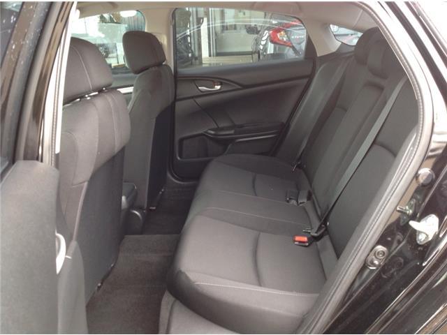 2017 Honda Civic LX (Stk: I191194A) in Mississauga - Image 10 of 12