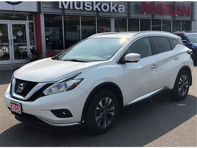 2015 Nissan Murano SL (Stk: 18088A) in Bracebridge - Image 1 of 4