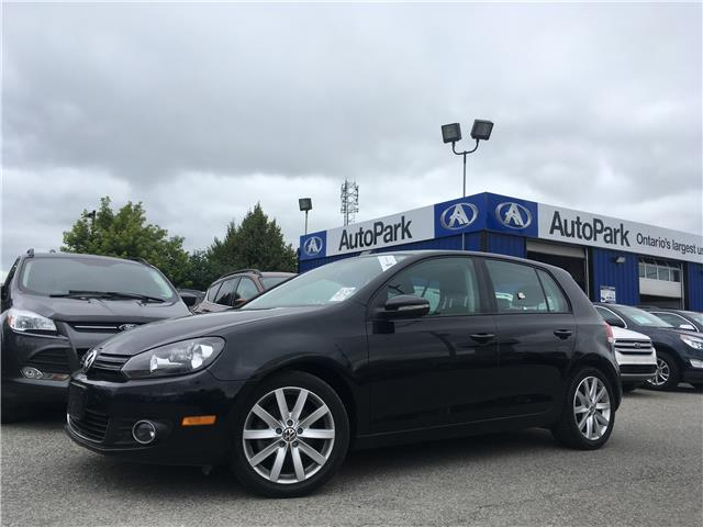 2012 Volkswagen Golf 2.0 TDI Highline (Stk: 12-82849) in Georgetown - Image 1 of 26