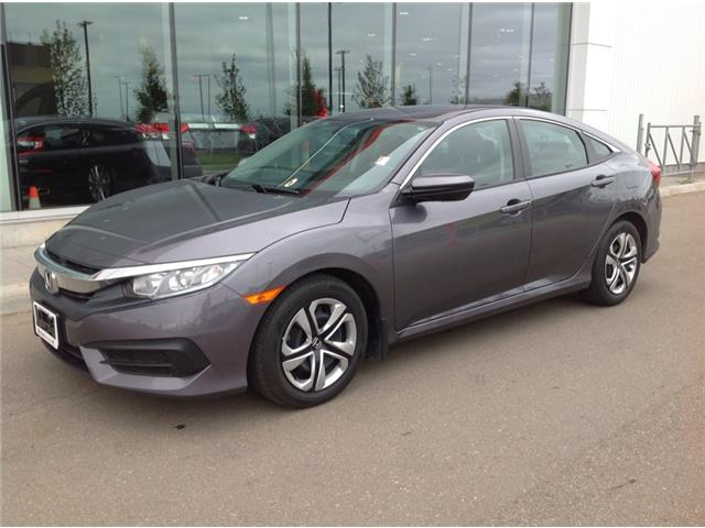 2016 Honda Civic LX (Stk: 66988) in Mississauga - Image 1 of 12