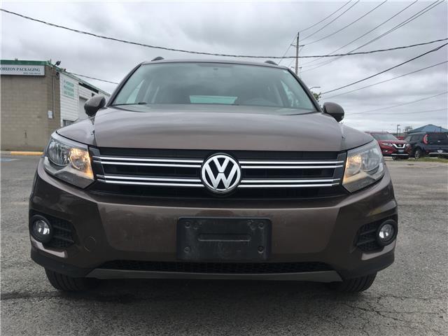 2015 Volkswagen Tiguan Trendline (Stk: 15-25938) in Georgetown - Image 2 of 22
