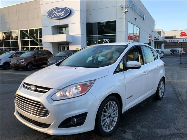 2015 Ford C-Max Hybrid SEL (Stk: OP19251) in Vancouver - Image 1 of 26