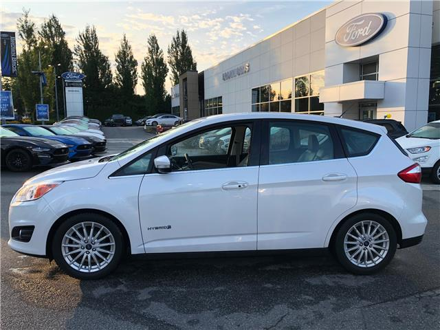 2015 Ford C-Max Hybrid SEL (Stk: OP19251) in Vancouver - Image 2 of 26