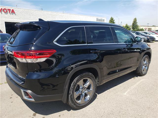 2019 Toyota Highlander Limited (Stk: 9-961) in Etobicoke - Image 6 of 10