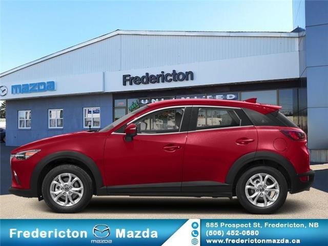 2019 Mazda CX-3 GS AWD (Stk: 19140) in Fredericton - Image 1 of 1