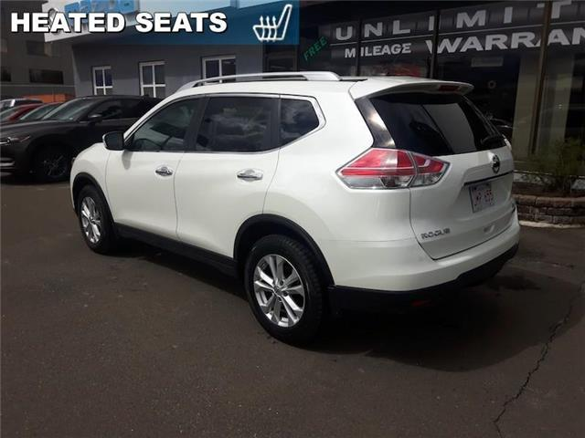2016 Nissan Rogue SV (Stk: S07) in Fredericton - Image 2 of 12