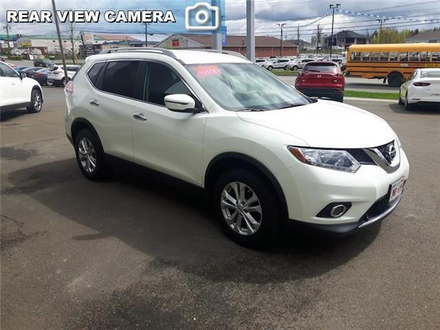 2016 Nissan Rogue SV (Stk: S07) in Fredericton - Image 4 of 12