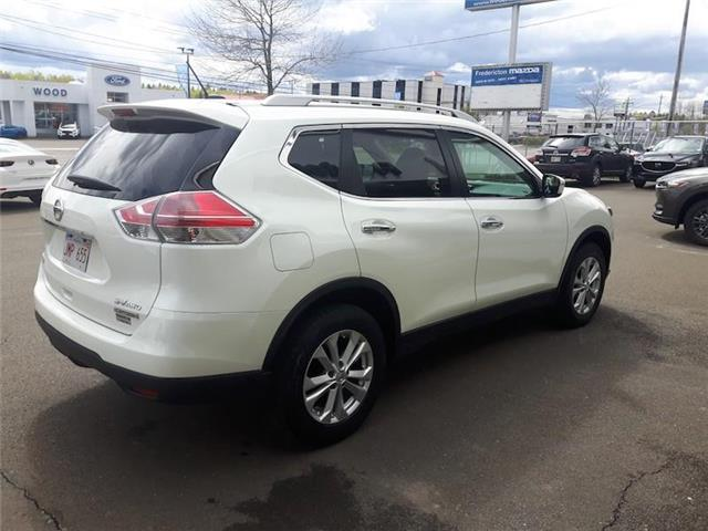 2016 Nissan Rogue SV (Stk: S07) in Fredericton - Image 5 of 12