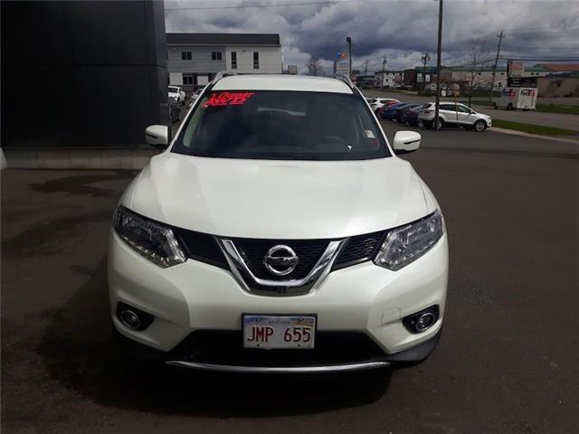 2016 Nissan Rogue SV (Stk: S07) in Fredericton - Image 8 of 12