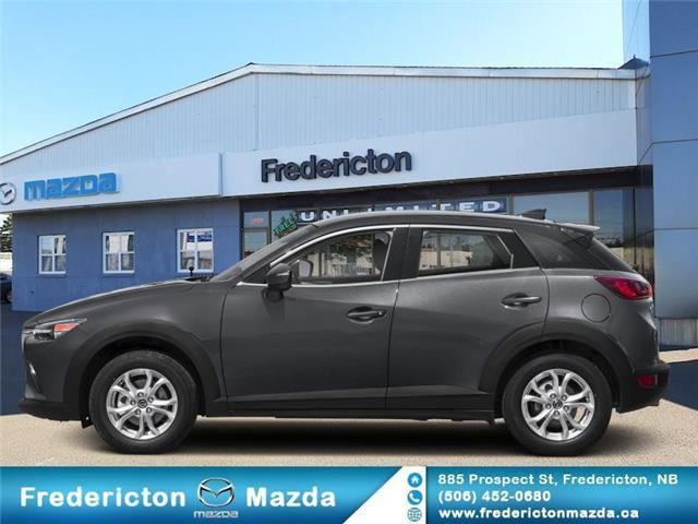 2019 Mazda CX-3 GS AWD (Stk: 19139) in Fredericton - Image 1 of 1
