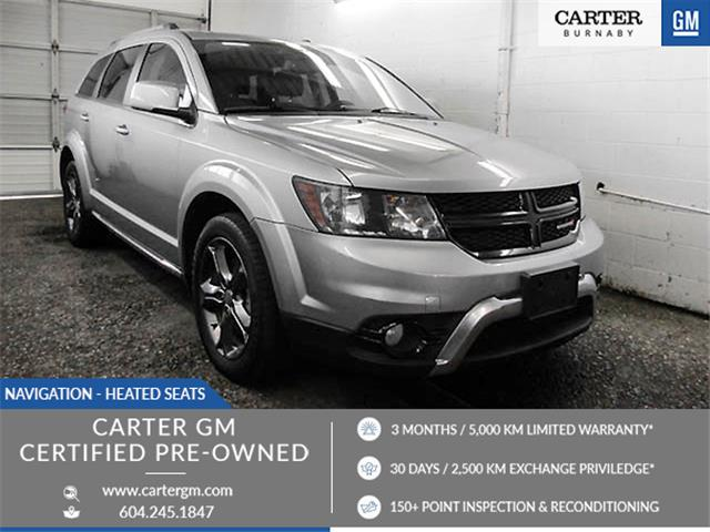 2016 Dodge Journey Crossroad (Stk: D6-04611) in Burnaby - Image 1 of 24
