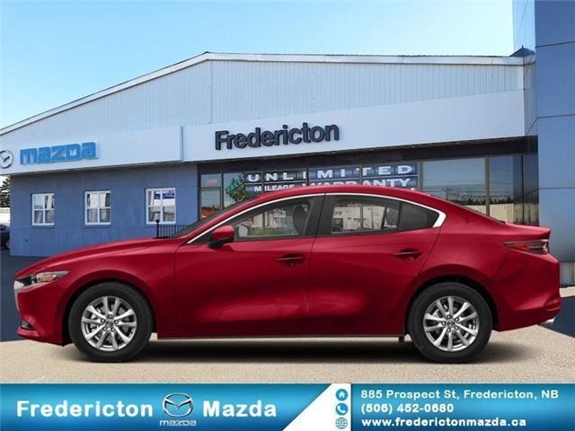 2019 Mazda Mazda3 GS Auto i-Active AWD (Stk: 19185) in Fredericton - Image 1 of 1
