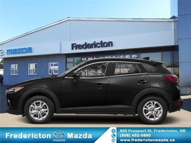 2019 Mazda CX-3 GS AWD (Stk: 19187) in Fredericton - Image 1 of 1