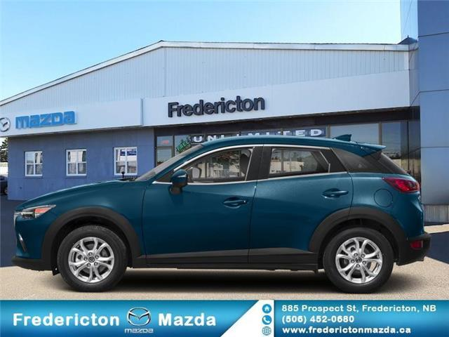 2019 Mazda CX-3 GS AWD (Stk: 19193) in Fredericton - Image 1 of 1