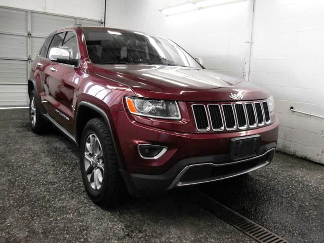 2016 Jeep Grand Cherokee Limited (Stk: K6-50251) in Burnaby - Image 2 of 23