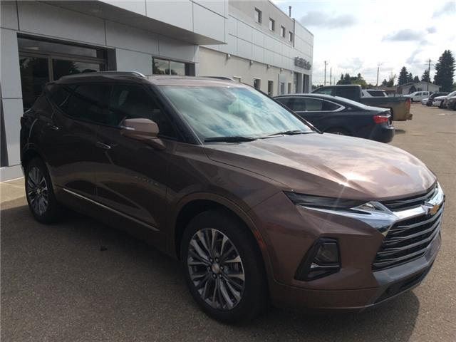2019 Chevrolet Blazer Premier (Stk: 19T228) in Westlock - Image 3 of 14