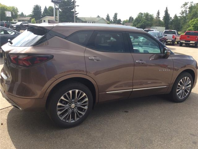 2019 Chevrolet Blazer Premier (Stk: 19T228) in Westlock - Image 4 of 14