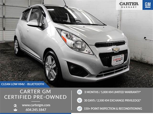 2013 Chevrolet Spark 1LT Auto (Stk: P9-59020) in Burnaby - Image 1 of 22