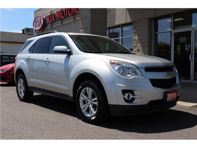 2011 Chevrolet Equinox 1LT (Stk: ) in Cobourg - Image 1 of 20