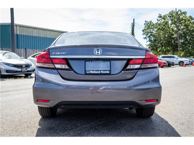 2015 Honda Civic EX (Stk: U19131) in Welland - Image 4 of 20