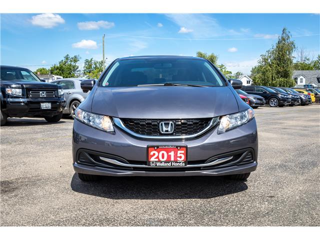 2015 Honda Civic EX (Stk: U19131) in Welland - Image 8 of 20
