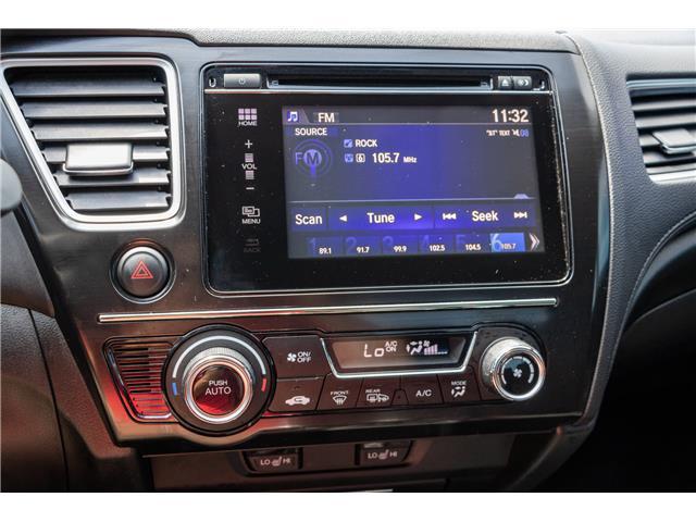 2015 Honda Civic EX (Stk: U19131) in Welland - Image 15 of 20