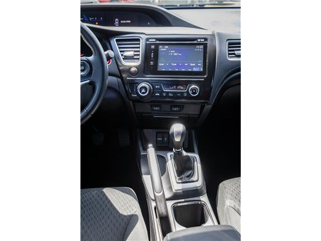 2015 Honda Civic EX (Stk: U19131) in Welland - Image 13 of 20