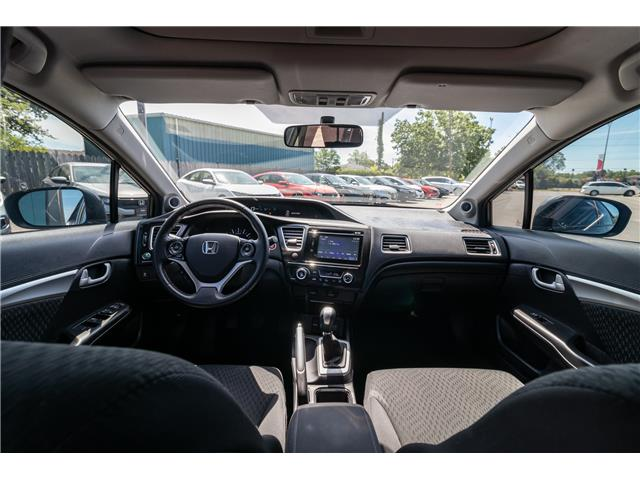 2015 Honda Civic EX (Stk: U19131) in Welland - Image 10 of 20