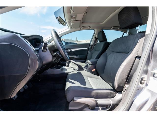 2015 Honda Civic EX (Stk: U19131) in Welland - Image 16 of 20