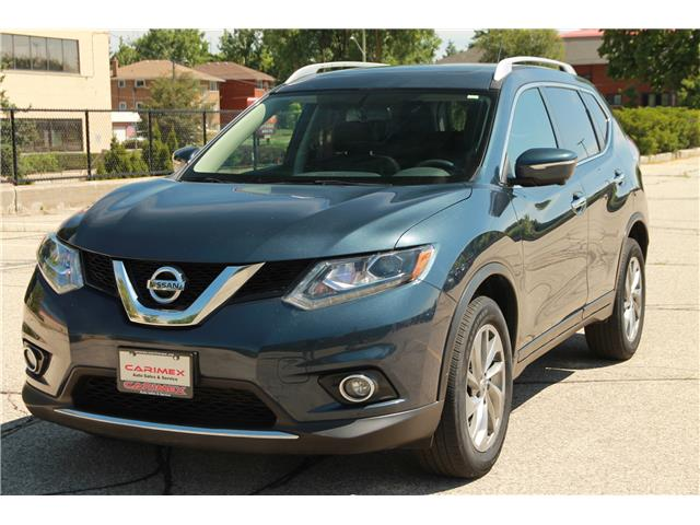 2015 Nissan Rogue SL (Stk: 1906279) in Waterloo - Image 1 of 30