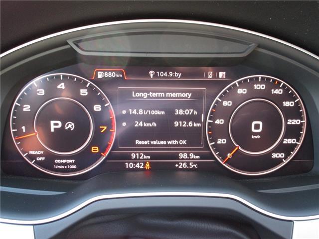 2019 Audi Q7 55 Technik (Stk: 190132) in Regina - Image 20 of 29