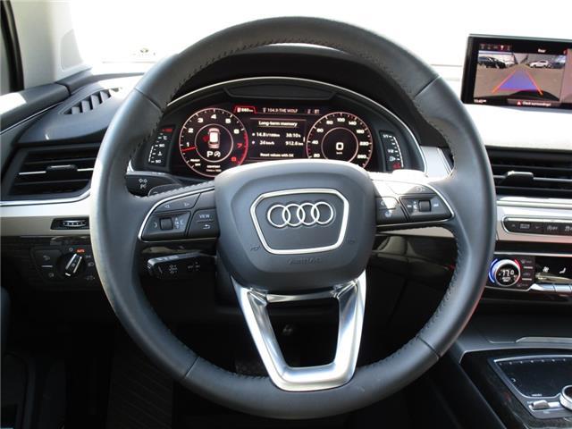 2019 Audi Q7 55 Technik (Stk: 190132) in Regina - Image 17 of 29
