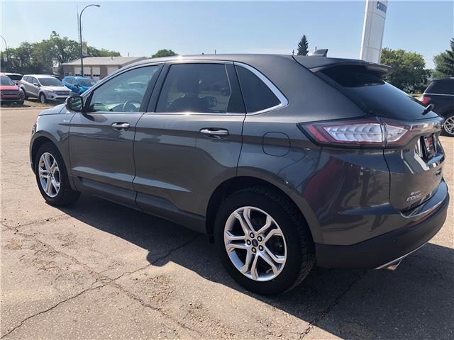 2017 Ford Edge Titanium (Stk: 9232A) in Wilkie - Image 3 of 22