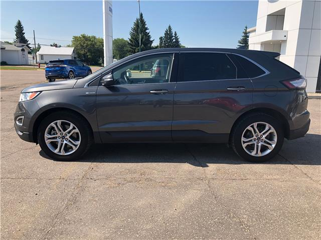 2017 Ford Edge Titanium (Stk: 9232A) in Wilkie - Image 11 of 22