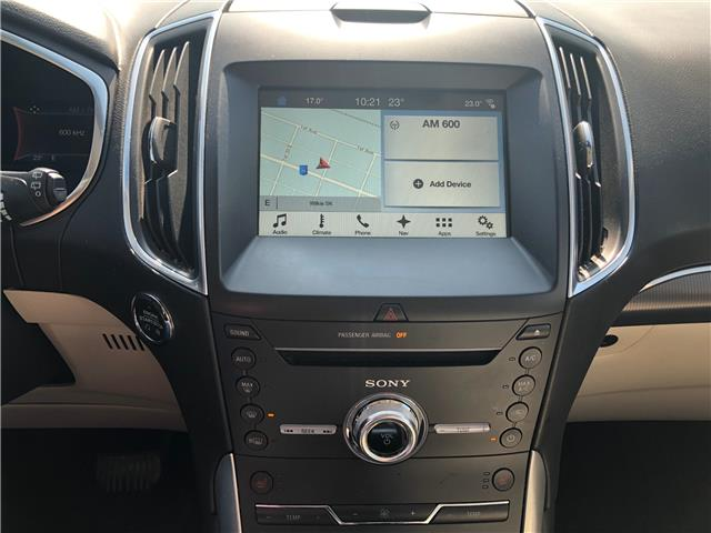 2017 Ford Edge Titanium (Stk: 9232A) in Wilkie - Image 8 of 22