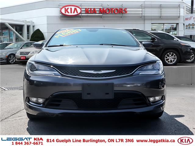 2015 Chrysler 200 S (Stk: 907106A) in Burlington - Image 2 of 23