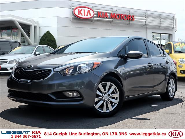 2015 Kia Forte  (Stk: 907157A) in Burlington - Image 1 of 21