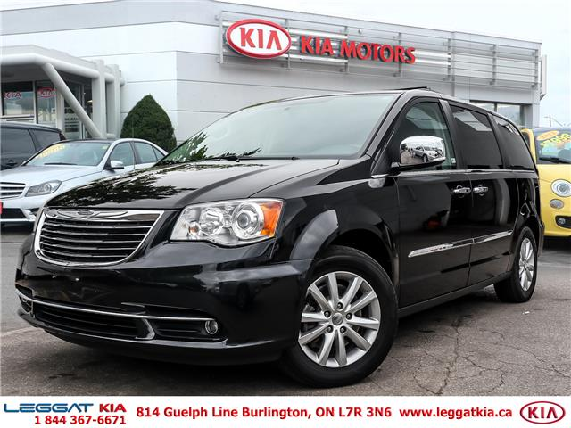 2016 Chrysler Town & Country Limited (Stk: 912014A) in Burlington - Image 1 of 27