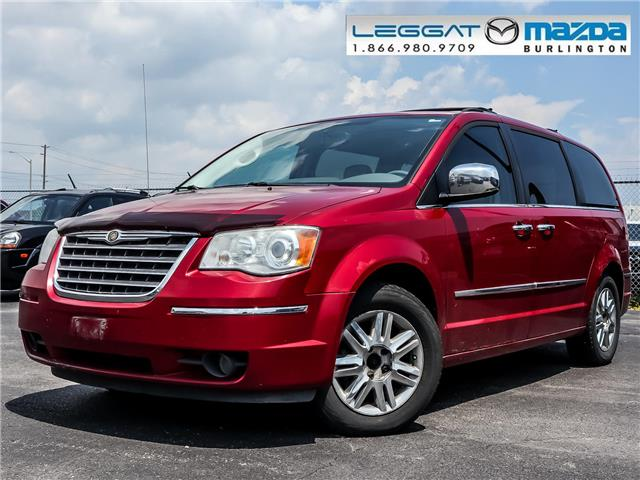 2008 Chrysler Town & Country Limited (Stk: 184999A) in Burlington - Image 1 of 9