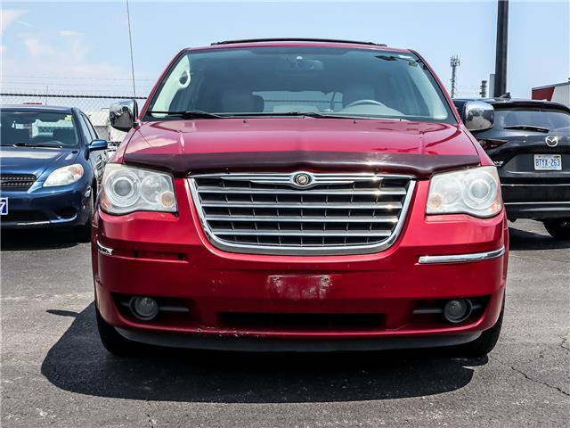 2008 Chrysler Town & Country Limited (Stk: 184999A) in Burlington - Image 2 of 9