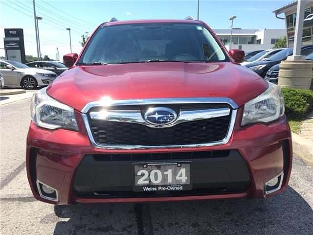2014 Subaru Forester 2.0XT Touring (Stk: 1717W) in Oakville - Image 2 of 32