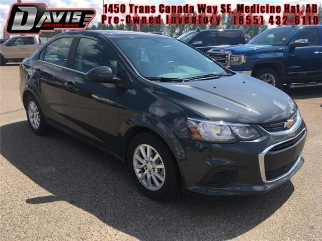 2017 Chevrolet Sonic LT Auto (Stk: 167223) in Medicine Hat - Image 1 of 24