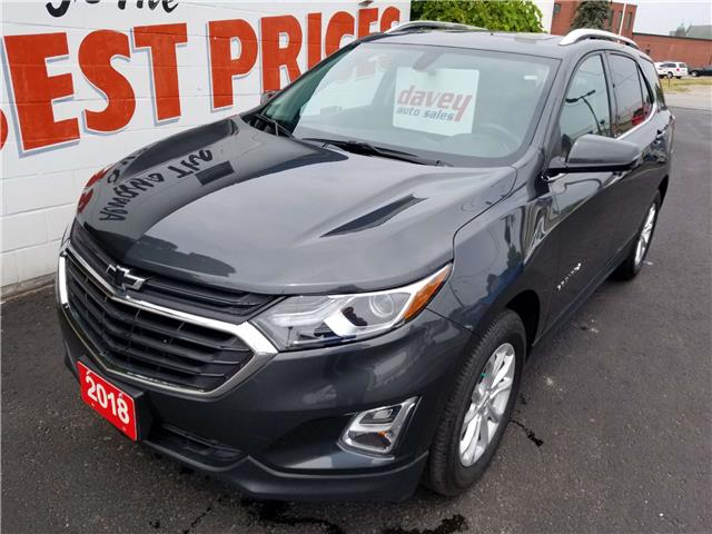 2018 Chevrolet Equinox 1LT (Stk: 19-474) in Oshawa - Image 1 of 13