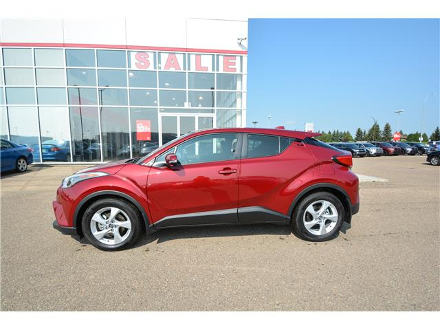 2019 Toyota C-HR XLE Premium Package (Stk: CRK166) in Lloydminster - Image 10 of 12