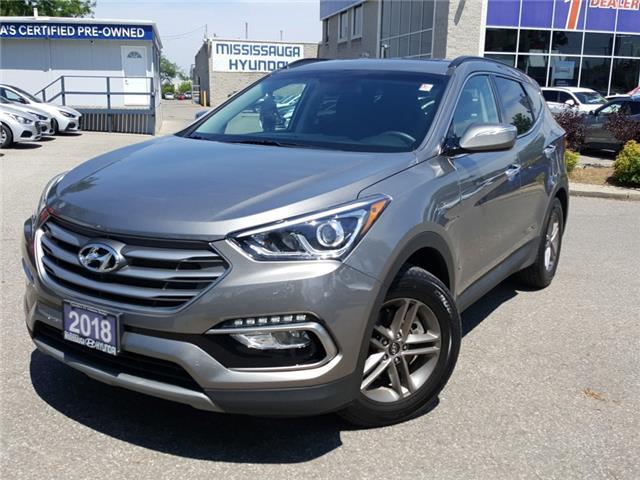 2018 Hyundai Santa Fe Sport 2.4 Premium (Stk: OP10199) in Mississauga - Image 1 of 18