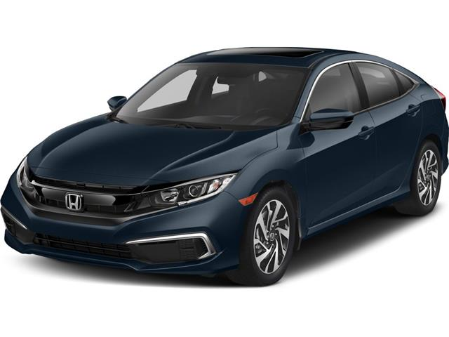 2019 Honda Civic EX (Stk: 19212) in Simcoe - Image 1 of 2