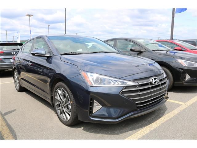2020 Hyundai Elantra Luxury (Stk: 02931) in Saint John - Image 1 of 3