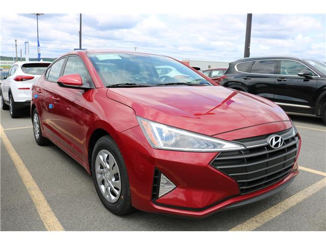 2020 Hyundai Elantra ESSENTIAL (Stk: 02951) in Saint John - Image 1 of 2