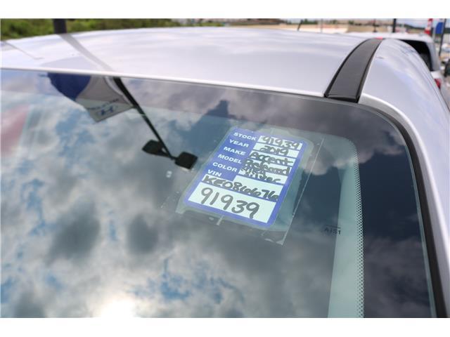 2019 Hyundai Accent Preferred (Stk: 91939) in Saint John - Image 2 of 3